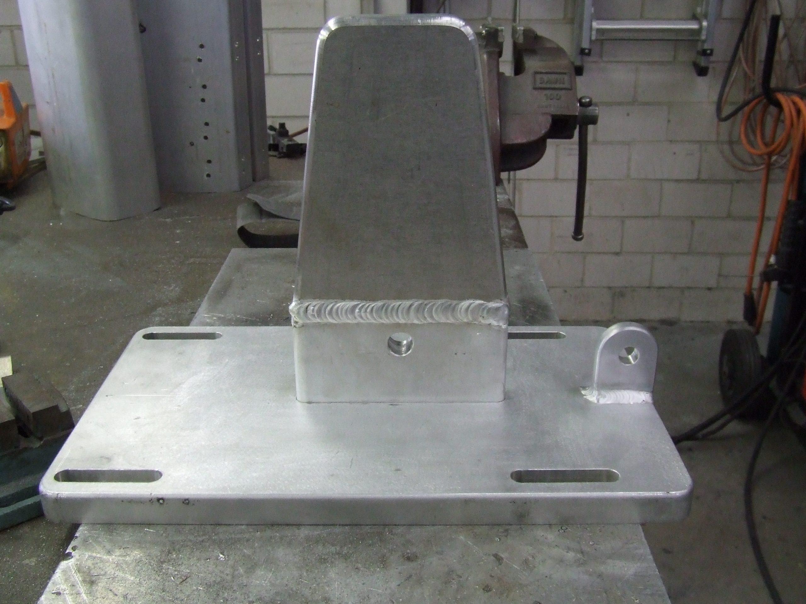 Yachting Custom Fabrication